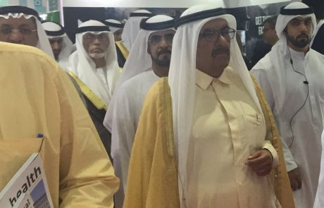 HCE Group Arab Health 2018 Ruler