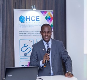 HCE Ghana Limited Manager