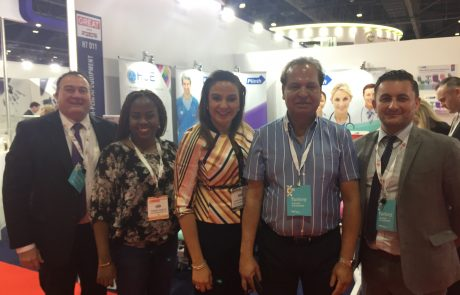 HCE Group Arab Health 2018 Huntleigh
