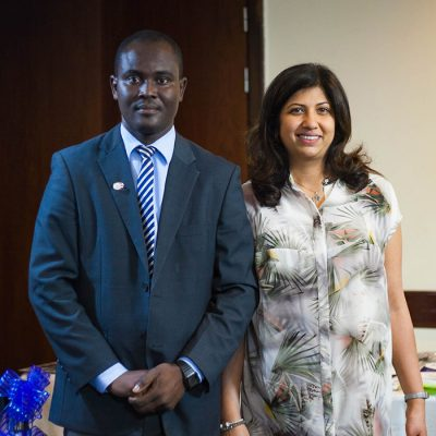 HCE Ghana Opening Photo