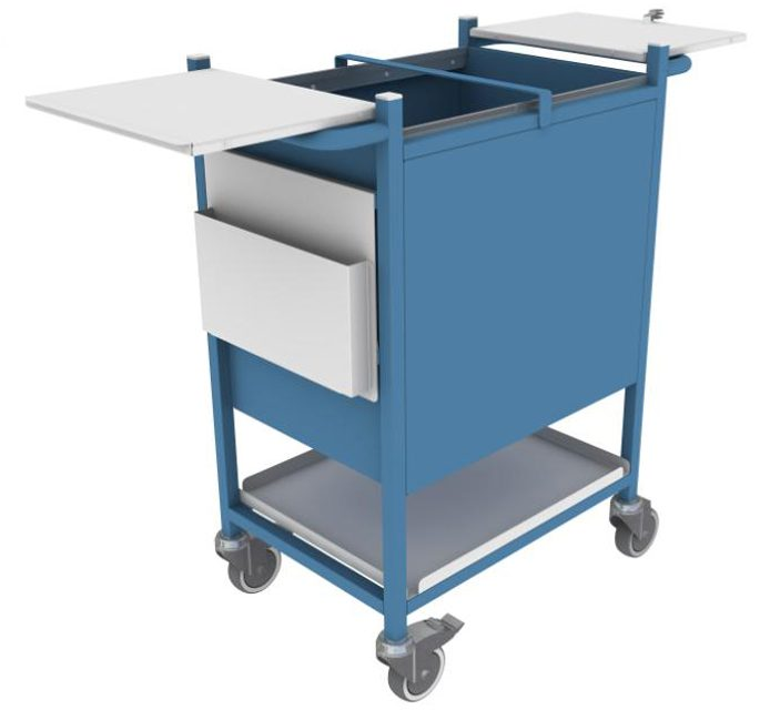 Shuttleworth Case Note Trolley