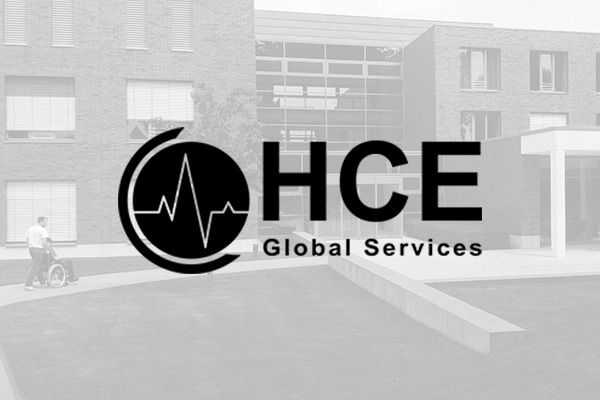 HCE Global Services Greyscale Box